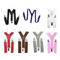 Tirantes ajustables elasticos de espalda en forma de Y para ninos chicos ch V9J2