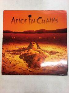 "ALICE IN CHAINS LP "" DIRT "" 1992 ORIGINAL PRESS EX/EX COL-472330 1 : GREAT COPY"