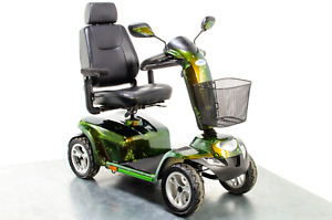 Drive Strider ST5D Used Mobility Scooter 8mph Road Legal Custom Paint Green