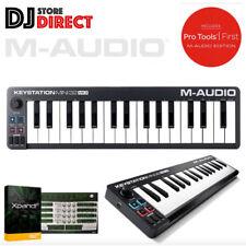 M-AUDIO KEYSTATION MINI 32 MK3 USB MIDI Keyboard Controller Ableton Software