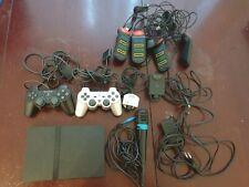 Playstation 2 Konsole Defekt + Zubehör Eye Toy, Ps2 Controller, Singstar, Buzz