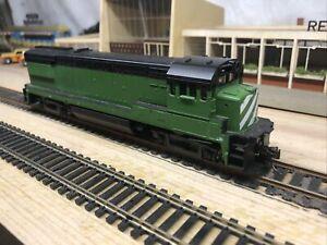 Ho Diesel Locomotive