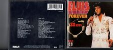 ELVIS PRESLEY raro BOX 2 CD ELVIS FOREVER 32 HITS made in JAPAN 1983