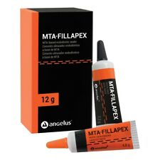 2 X  Mta Fillapex 12g Dental Endodontic Sealer by Angelus