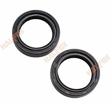 Front Fork Oil Seal Set 36 mm x 48 mm x 11 mm 36*48*11 Motorcycle Seals