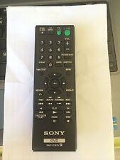 SONY RMT-D197A DVD REMOTE CONTROL DVP-SR210 DVP-SR210P DVP-SR510 DVP-SR510H