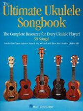 The Ultimate Ukulele Songbook Sheet Music The Complete Resource for Ev 000123089