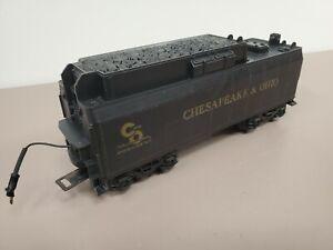 Lionel C&O Tender for 8204 or 8304 Steam Engine with Sound Board & Speaker [K18]