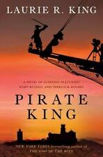Pirate King: A novel of suspense featuring Mary Russell and Sherlock Holmes Rus
