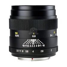 Zhongyi MITAKON Creator lens  35mm f/2 for DSLR Canon EF Nikon F Pentax K Sony E