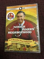 Mister Rogers' Neighborhood: It's a Beautiful Day DVD 30 Episodes NEW AND SEALED