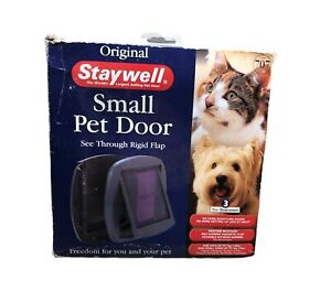 Original Staywell Small Pet Door / Flap 707 New and Boxed