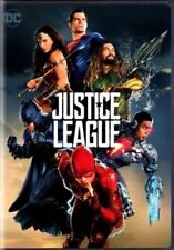 Justice League (DVD, 2018) - SHIPS IN 1 BUSINESS DAY WITH TRACKING!