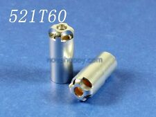 2 PCs Aluminum auto bailer water outlet For RC Boat 521T60
