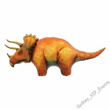 Dinosaur Triceratops Supershape Foil Balloon #00995-01