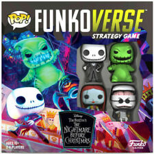 Board Games 46074 Pop 100-base The Nightmare Before Christmas Funkoverse
