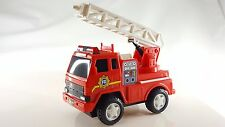 "Fire Engine 6"" with Extendable Ladder Boy Gift Toy 6 inch"