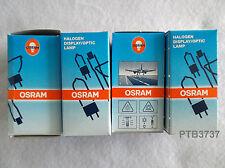 OSRAM Alogena Display/Ottica Lampada AFFARE di 4! PK30d 45W-15 AIRFIELD & Runway