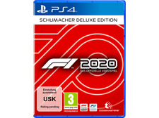 F1 2020- Schumacher Deluxe Edition Playstation 4 Deutsche Version Vorbestellung