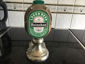 Vintage Heineken bar pump with tap