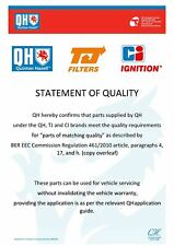 Quinton Hazell Car Vehicle Replacement Coolant Flange Tube Pipe - QTH891CF