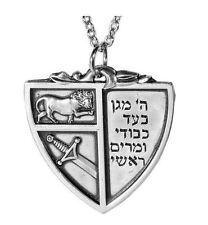 God is My Shield necklace, Messianic Jewish! Yeshua!