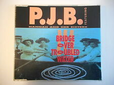 P.J.B. feat. HANNAH AND HER SISTERS : BRIDGE OVER THE WATER[ CD-MAXI PORT 0€ ]