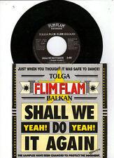 Vinyl-Schallplatten aus dem Balkan mit Single (7 Inch) - Plattengröße
