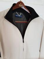 Mens POLO GOLF by RALPH LAUREN Harrington jacket. Size medium/large RRP £175.
