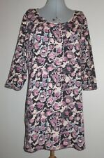MULTI FLORAL PRINT TUNIC TOP SIZE PAPAYA WEEKEND SIZE  20 - SEE MEASUREMENTS
