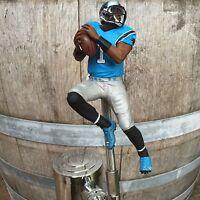 Carolina PANTHERS Tap Handle NFL Football Beer Keg Kegerator  CAM NEWTON