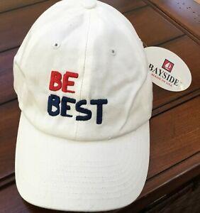 "Authentic Melanie Trump ""Be Best"" Initiative hat"
