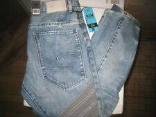 JEANS G-STAR RAW  Pharrell Williams /OCCOPATCH C 3D/W32 L32/ ORIGINAL/