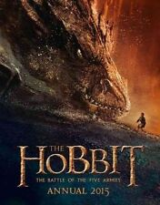 The Hobbit: the Battle of the Five Armies - Annual 2015-ExLibrary