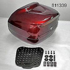 ETON Beamer 50cc & 150cc Red OEM Luggage Box w/Mounting Hardware, 811339