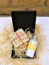 Mini Spa Gift Set, Soap, Birthday Gift Set, Gift for Her, Natural Bath Gift