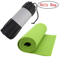 ular Yoga Pilates Mat Mattress Case Bag Gym Fitness Exercise Workout Carrier H.