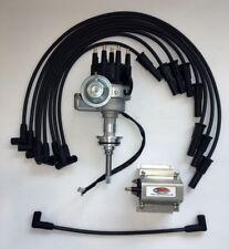 SB MOPAR HEI Distributor BLACK Ready To Run Chrysler Dodge Kit 273 318 340 360