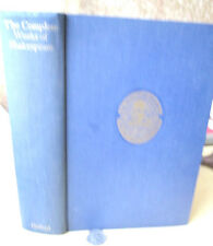 THE COMPLETE WORKS Of SHAKESPEARE,1938