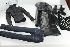 FASHION ROYALTY~ROCK RING MASTER  MAN LUKAS MAVERICK OUTFIT ONLY~NEW~HTF~LE850