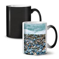 Ocean Rock Coast Nature NEW Colour Changing Tea Coffee Mug 11 oz | Wellcoda