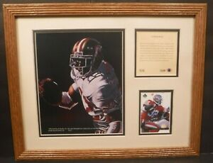 1994 Original Kelly Russell Studios Lithograph Of Rickey Watters  Galloping Away