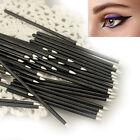 Lot 10/50PCS Disposable Eyeliner Makeup Tool Wand Applicator Cosmetics Brush New