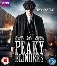 PEAKY BLINDERS - BLU-RAY - REGION B UK