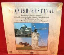 Laserdisc I * Spanish Festival * Visual Music