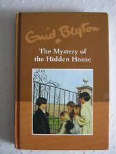 Enid Blyton  The Mystery of the Hidden House  Dean Edition 2004