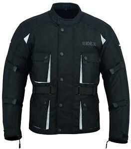 RIDEX Motorbike Motorcycle Jacket Warm Thermal Waterproof  Armour
