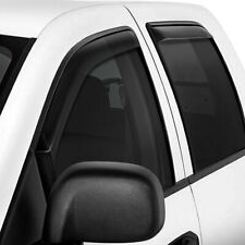 For Chevy S10 94-04 Westin 72-39469 In-Channel Smoke Front Window Deflectors