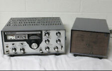 Vintage Tempo One SSB Transceiver with power supply and speaker (Yaesu FT-200)