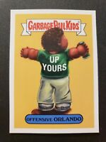 2019 Garbage Pail Kids GPK 10b of 10 Offensive Orlando